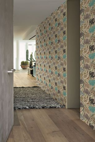 Tapet floral Jannelli & Volpi colectia Missoni 3 cod 10230 - Tapet abstract