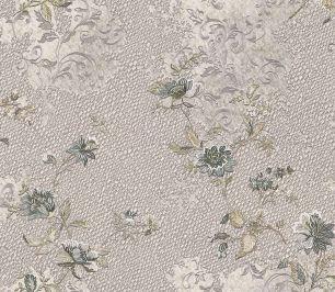 Tapet floral Trussardi 3 cod Z3442 - Tapet Trussardi
