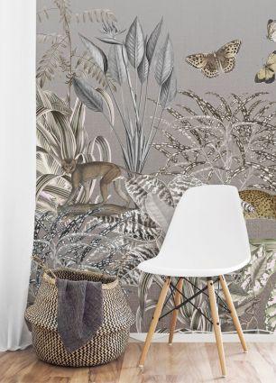 Fototapet jungle colectia Select.D cod TD4116 - Tapet floral