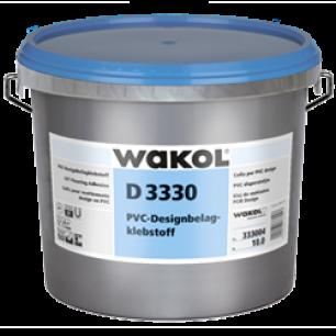 Adeziv de dispersie pentru pardoseli LVT WAKOL D3330 10 kg - Adezivi