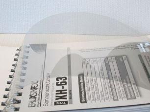 Folie de protectie solara selectiva Bruxsafol cod XH 63 - Folii functionale
