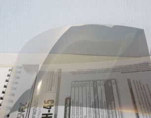 Folie de protectie solara selectiva Bruxsafol cod XH 45 - Folii efect oglinda redus