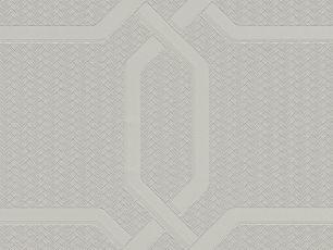 Tapet geometric Zambaiti colectia Metropolis 2 cod Z21106 - Tapet geometric