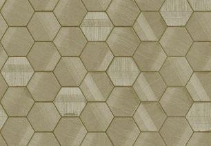 Tapet hexagonal Zambaiti colectia Lamborghini  cod Z44803 - Tapet cafenele