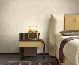 Tapet vopsea decorativa Zambaiti colectia Trussardi 6 cod Z46044 - Tapet dormitor
